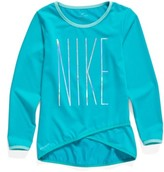 Nike Toddler Girl's Sport Essentials Dri-Fit Tunic