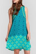 Hatley Mandala Trapeze Dress