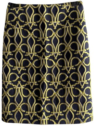 Emilio Pucci Navy Skirt for Women