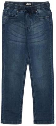 Molo Stretch Cotton Denim Jeans