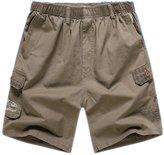 Oncefirst 100% Cotton Half Length Men's Cargo Shorts