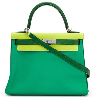 Hermes Pre-Owned 2011 Kelly Retourné 28 bag