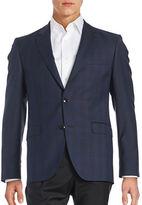 HUGO Textured Wool Blazer