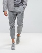 Selected Tapered Cropped Smart Pants