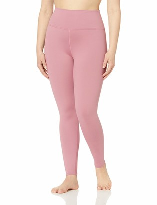 Core 10 Amazon Brand Women's All Day Comfort High Waist Full-Length Yoga Legging - 27