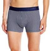 Rochas Men's Starred Boxer Shorts - Blue -