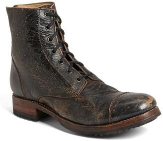 Bed Stu 'Protege' Cap Toe Boot