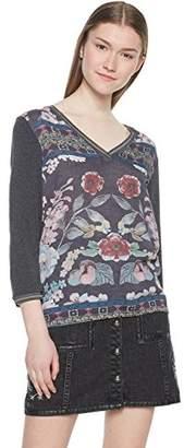 Desigual Women's Ts_Recife T-Shirt,Large