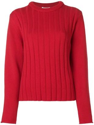 Chloé striped knit sweater