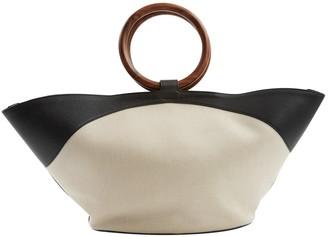The Row Beige Cloth Handbags