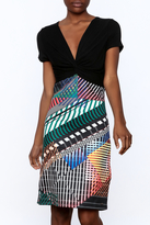Smash Wear Knee Length Dress