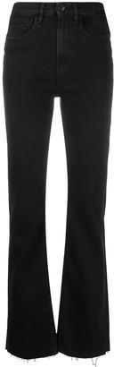 3x1 Mid-Rise Straight-Leg Jeans