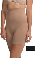 Ellen Tracy Seamless High-Waist Shaping Shorts - 2-Pack (For Women)