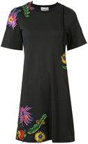 3.1 Phillip Lim floral dress - women - Silk/Cotton/Spandex/Elastane/Viscose - M