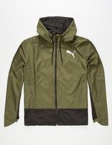 Puma Energy Mens Windbreaker Jacket