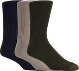 Gold Toe Men's Cotton Fluffies 633S (12 Pairs)