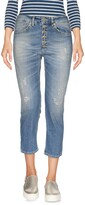 Dondup Denim capris - Item 42564350