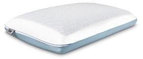 Sealy Chill Duo Gel + Pcm Memory Foam Pillow, Standard