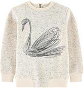 Stella McCartney Graphic neoprene sweatshirt - Reeve