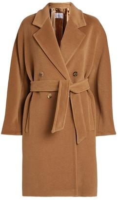 Max Mara Baiocco Wool Coat
