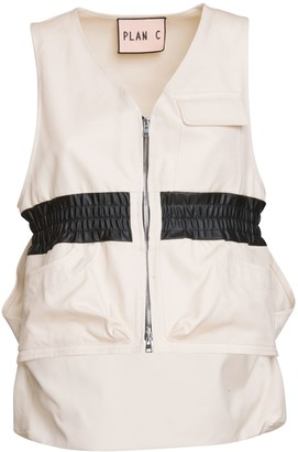 Plan C Cotton Vest