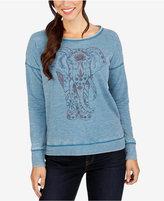 Lucky Brand Elephant Graphic Sweatshirt