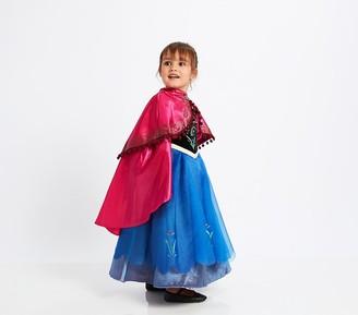 Pottery Barn Kids Kids Disney Frozen Anna Halloween Costume