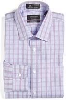 Nordstrom Men's Smartcare(TM) Wrinkle Free Traditional Fit Check Dress Shirt