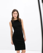 Zara Dress With Knotted Back