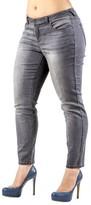 Plus Size Women's Standards & Practices Minnie Stretch Denim Skinny Jeans