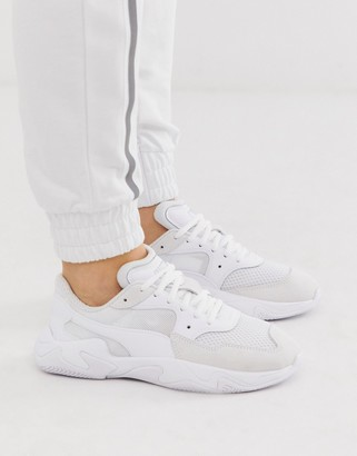 Puma Storm Origin Trainer in White