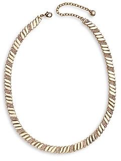 BaubleBar Pave Collar Necklace, 16