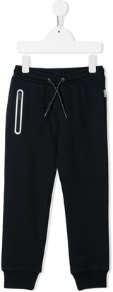Paul Smith elasticated waist jogging trousers