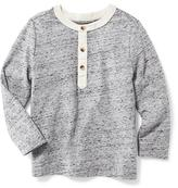 Old Navy Textured Henley for Toddler