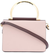 Salvatore Ferragamo Gancio flap bag