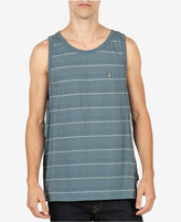 Volcom Men's Wowzer Cotton Stripe Tank