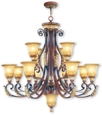 Livex Lighting Livex Villa Verona 13-Light Vbz Chandelier