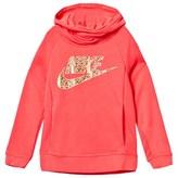 Nike Pink Sportswear Hoodie