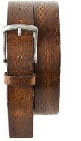 Trafalgar Men's 'Gabe' Leather Belt