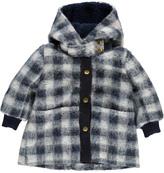 Simple Belle Check Coat