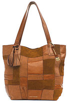 Lucky Brand Jade Patchwork Tote