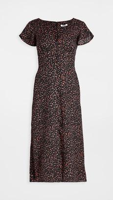 BB Dakota Heavy Petals Dress