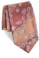 Nordstrom Men's Demarco Floral Silk Tie