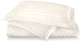 Peacock Alley Duet Duvet Set - Ivory King