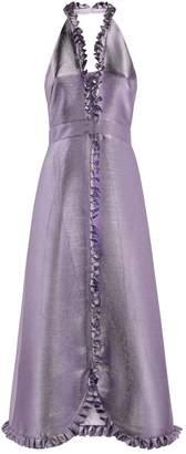 Temperley London Metallic Moon Garden Dress