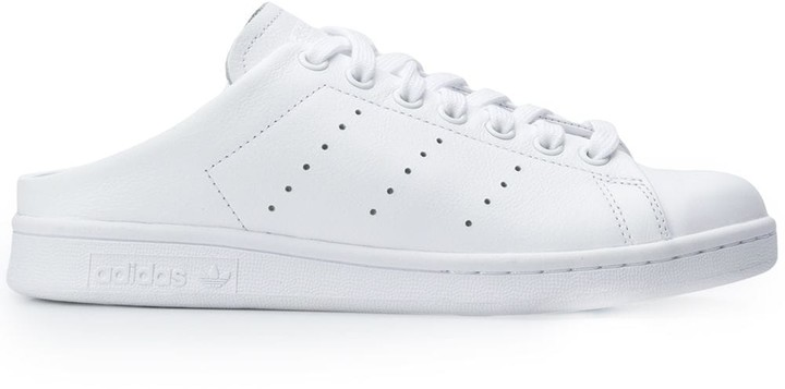 White Sneakers Leather - Up to 40% off