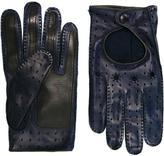 Etro gants perforés