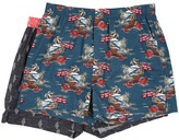 Tommy Bahama Island Washed Cotton Woven 2-Pack Boxer Set