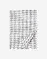 Toast Pincheck Linen Tea Towel