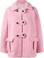 Olympia Le-Tan classic coat